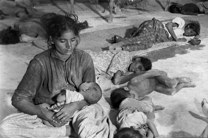 The partition of India 1947