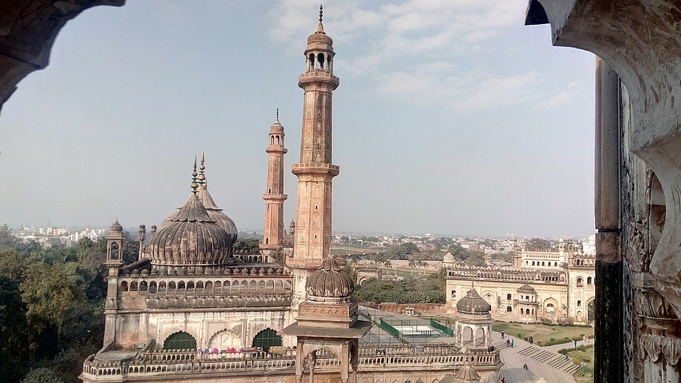 THE CITY OF TEHZEEB, KABABS, AND NAWABS
