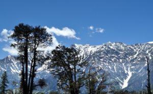 Massoorie Mountain